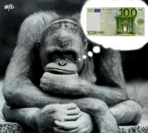pensare ai soldi prima di comprare qualcosa