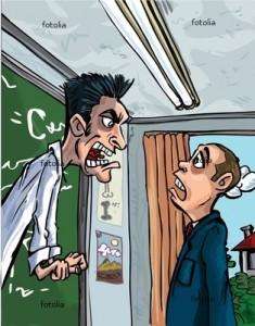 paura fondata dalla scuola e lavoro