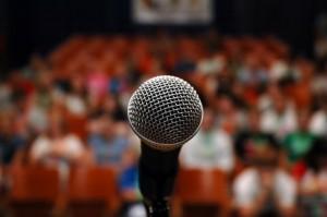 capacità di parlare in pubblico