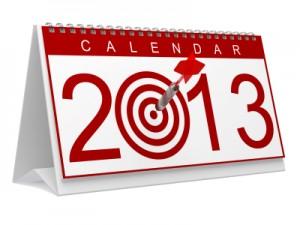 obiettivi 2013
