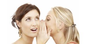 passaparola e comunicazione donne