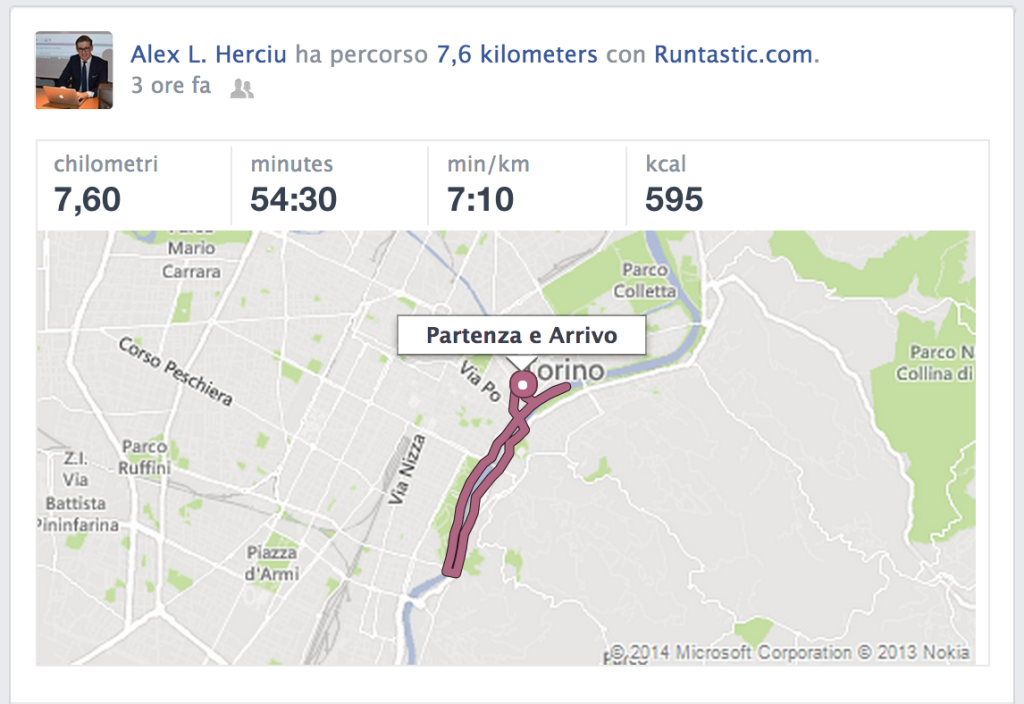 Andare a correre