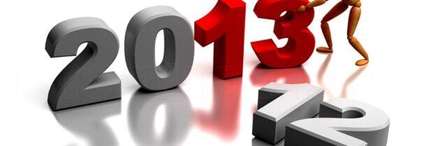 Come rendere il 2013 l'anno migliore della tua vita